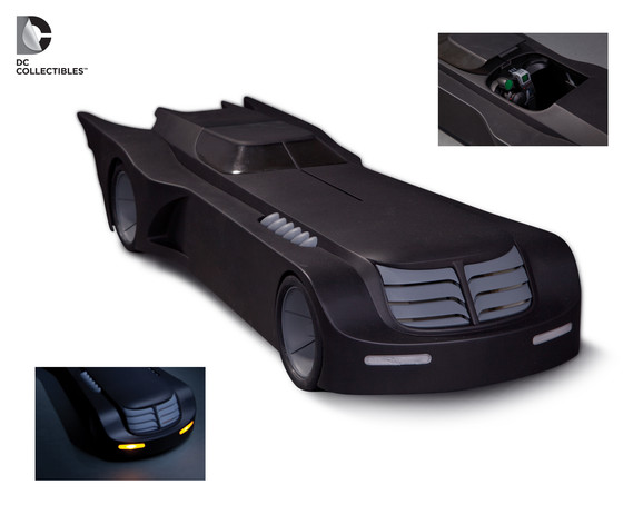 Batman: TAS Batmobile