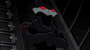 Black Manta from Young justice