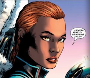 Hawkgirl, Earth 2