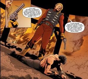 Batman Eternal 51 Cluemaster Gun