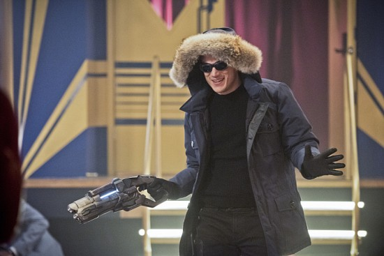 "The Flash -- ""Rogue Time""-- Image FLA116B_0232bc -- Pictured: Wentworth Miller as Leonard Snart/Captain Cold -- Photo: Dean Buscher/The CW -- © 2015 The CW Network, LLC. All rights reserved."