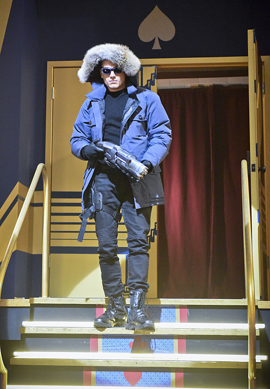 "The Flash -- ""Rogue Time""-- Image FLA116B_0017bc -- Pictured: Wentworth Miller as Leonard Snart/Captain Cold -- Photo: Dean Buscher/The CW -- © 2015 The CW Network, LLC. All rights reserved."