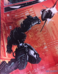 Batman Eternal 49  Batmans Back