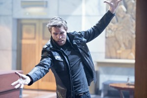 "The Flash -- ""Out of Time"" -- Image FLA115B_0205b -- Pictured: Liam McIntyre as Mark Mardon -- Photo: Diyah Pera/The CW -- © 2015 The CW Network, LLC. All rights reserved."