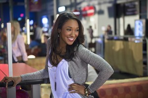 "The Flash -- ""Out of Time"" -- Image FLA115A_0196b -- Pictured: Candice Patton as Iris West -- Photo: Diyah Pera/The CW -- © 2015 The CW Network, LLC. All rights reserved."