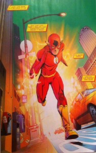 Convergence Flash 1 Fastest Man Alive