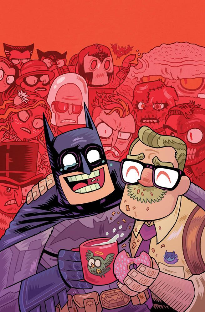 Batman #42 by Dan Hipp