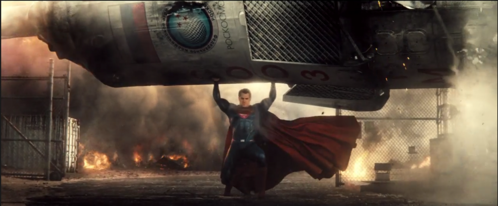 Superman War