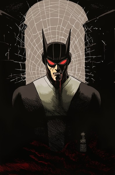 Gods and Monsters Batman