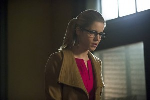 "Arrow -- ""Public Enemy"" -- Image AR318B_0332b -- Pictured: Emily Bett Rickards as Felicity Smoak -- Photo: Cate Cameron/The CW -- © 2015 The CW Network, LLC. All Rights Reserved."