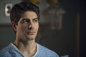 "Arrow -- ""Public Enemy"" -- Image AR318A_0392b -- Pictured: Brandon Routh as Ray Palmer -- Photo: Diyah Pera/The CW -- © 2015 The CW Network, LLC. All Rights Reserved."