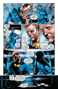 Convergence - Booster Gold (2015) 002-011