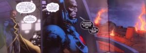 Convergence 6 Uotan and Darkseid