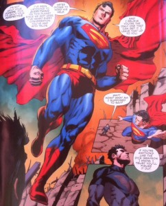 Convergence 6 Superman