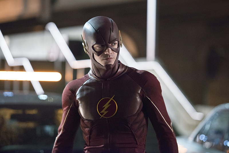 "The Flash -- ""Rogue Air"" -- Image FLA122B_0203b -- Pictured: Grant Gustin as Barry Allen / The Flash -- Photo: Diyah Pera/The CW -- © 2015 The CW Network, LLC. All rights reserved."