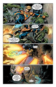 Convergence - Booster Gold (2015) 001-015