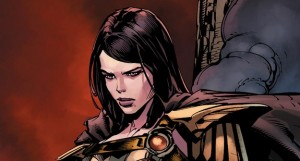 "Emerging as if from the ether, the ""new"" Donna Troy is commissioned to take on the God of War and Queen of the Amazons."