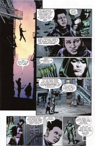 Green Arrow 41 Interior Page 2