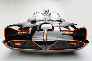#1 Batmobile