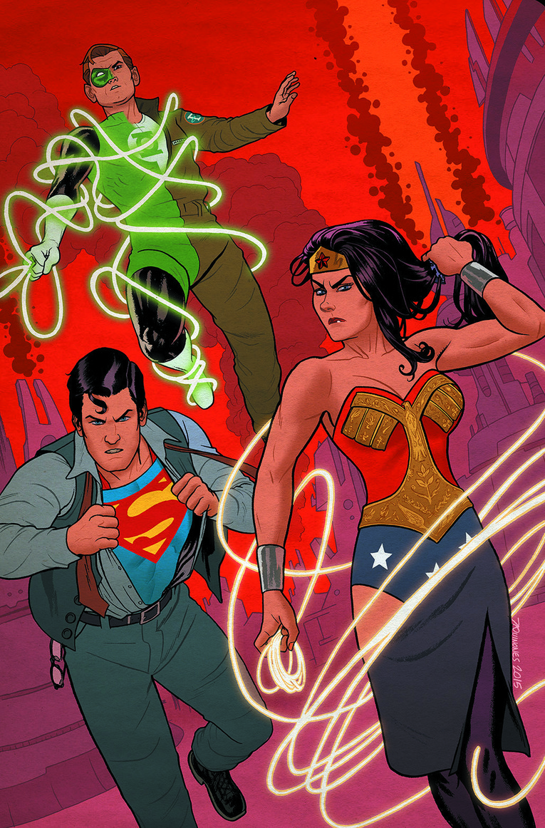 Superman/Wonder Woman #21