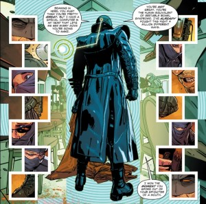Midnighter 1 fight planning