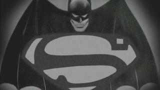 1940s Batman v Superman