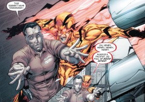 Professor Zoom has his sights set on destroying the Flash, starting with Henry Allen!