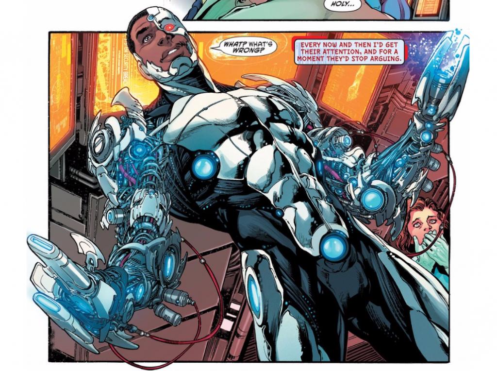 Cyborg 1 003
