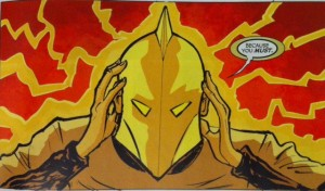 Dr Fate 2 he must
