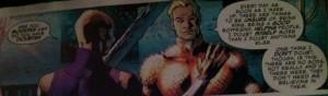 JLA 2 Aquaman