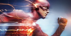 The Flash starring in The CW series.