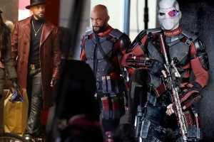 Will Smith as Deadshot in the upcoming 'Suicide Squad'