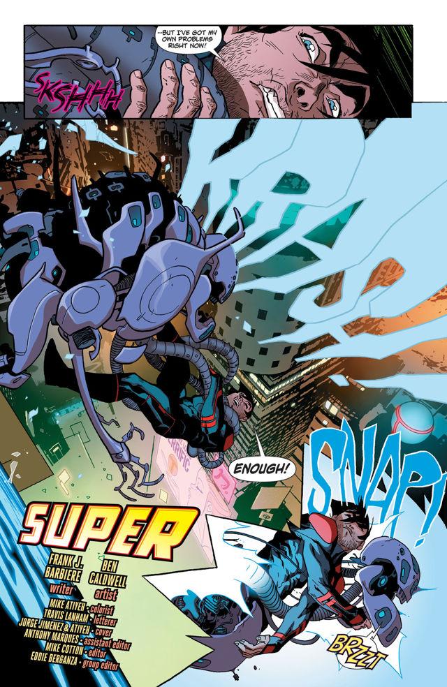 Superboy: Futures End