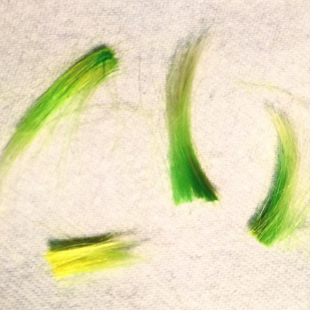 Jared Leto's hair