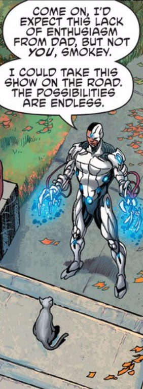 Cyborg 2 002