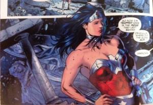 JLA 3 Wonder Woman