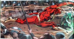 JLA 3 Flash