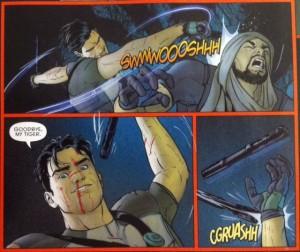 Grayson 11 Faux Grayson