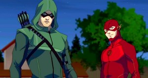 """Arrow and The Flash will be lending a hand (and their voices) to uncovering the mystery of """"Vixen""""."""