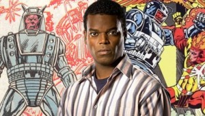 "Actor Demore Barnes will also be wielding the power of Tokamak against our heroes in ""The Flash"" Season 2."