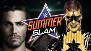 Stephen Amell SummerSlam!