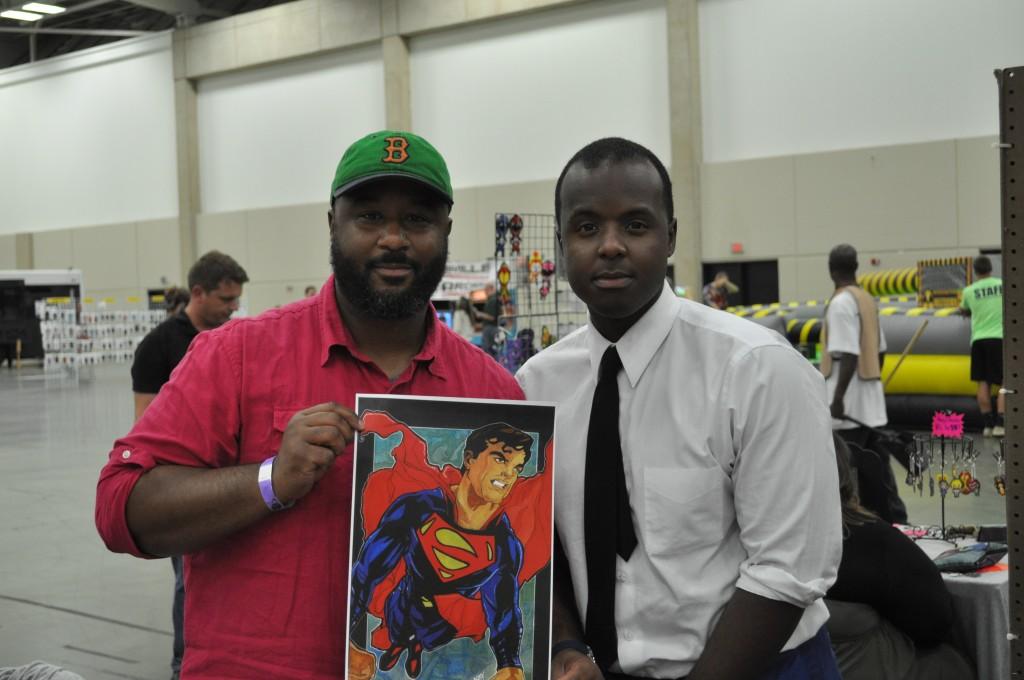 Kevlen and Justice Goodner, Artists
