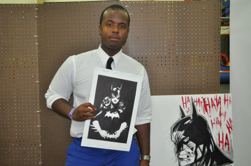 Justice Goodner, Artist