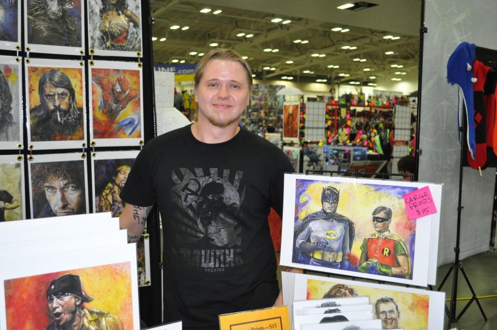 Nate Michaels, Artist