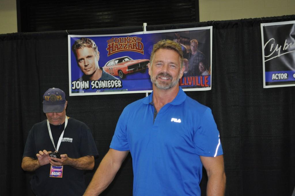 """John Schnieder (Jonathan Kent on """"Smallville"""")"""