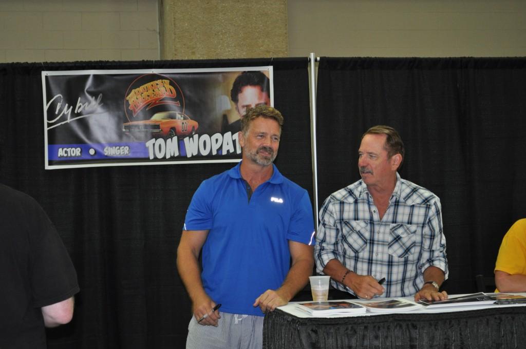John Schnieder and Tom Wopat