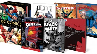 DC DVD DC comics news