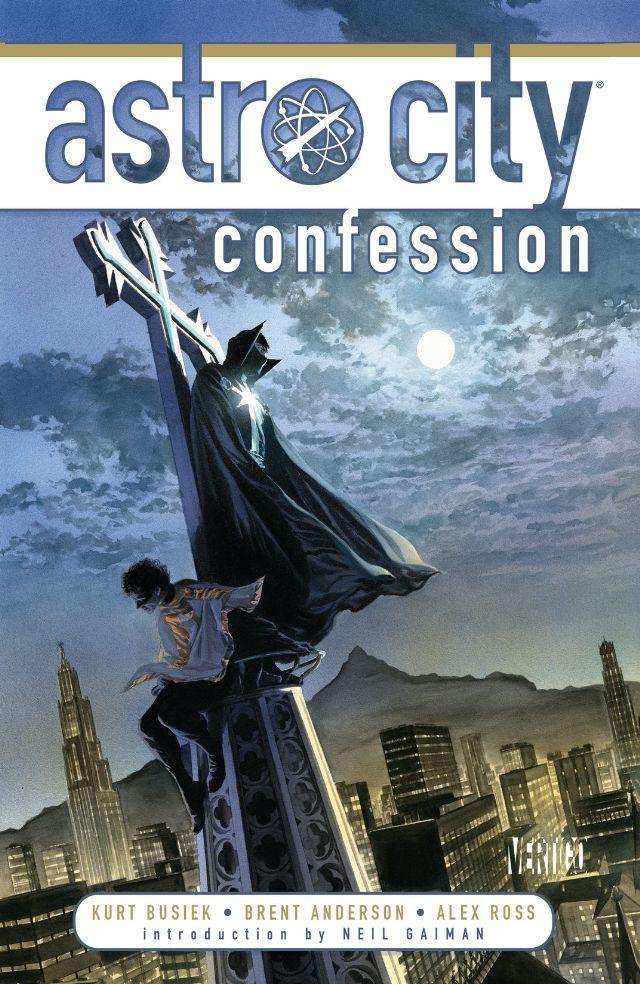 Cover for Astro City: Confession
