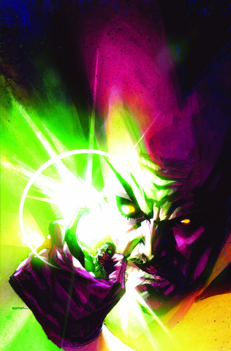 SINESTRO #15 (Ryan Sook Green Lantern 75th)
