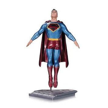 SUPERMAN MAN OF STEEL STATUE BY DARWYN COOKE $79.95